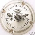 Champagne capsule 3 Métal et noir
