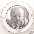 Champagne capsule 13 Maxime, 2000