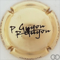 Champagne capsule 7 Doré à l'or fin