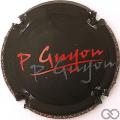 Champagne capsule 7.a Noir mat et rouge