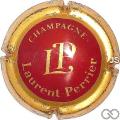 Champagne capsule 46 Nabu, bordeaux