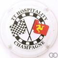 Champagne capsule 21 Jéroboam, blanc