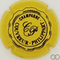 Champagne capsule 6 Jaune et noir