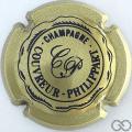 Champagne capsule 11 Or mat