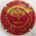Champagne capsule 5.a Rouge et or