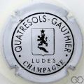 Champagne capsule 1 Blanc