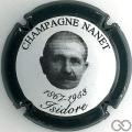 Champagne capsule 1.d Contour vert