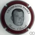 Champagne capsule 1.e Contour marron