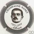 Champagne capsule 1.b Contour gris