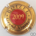 Champagne capsule 20.d 2009 Grand Vintage