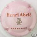 Champagne capsule 42.b Fond rose