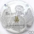 Champagne capsule 42.i Fond blanc