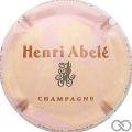 Champagne capsule 42.g Rose, Ange jaune-orangé