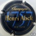 Champagne capsule 17 Bleu foncé