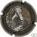 Champagne capsule 16.g 1986
