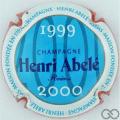 Champagne capsule 33 1999 - 2000