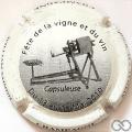 Champagne capsule 2.dc Contour blanc