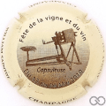 Champagne capsule 2.de Crème