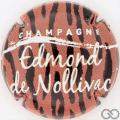 Champagne capsule 5 Orange