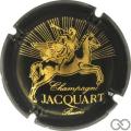 Champagne capsule 1.a Noir et or foncé