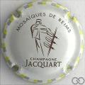 Champagne capsule 23.a Mosaïques de Reims - Carrés décalés