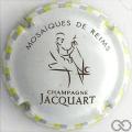 Champagne capsule 26.a Mosaïques de Reims - Carrés décalés