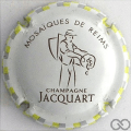 Champagne capsule 25.a Mosaïques de Reims - Carrés décalés