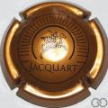 Champagne capsule 16.a Bronze et noir, 32 mm