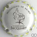 Champagne capsule 27.a Mosaïques de Reims - Carrés décalés