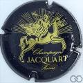 Champagne capsule 1 Noir et or