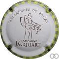 Champagne capsule 25 Mosaïques de Reims - Carrés alignés