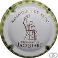 Champagne capsule 24 Mosaïques de Reims - Carrés alignés