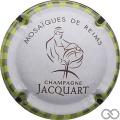 Champagne capsule 27 Mosaïques de Reims - Carrés alignés