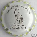 Champagne capsule 24.a Mosaïques de Reims - Carrés décalés