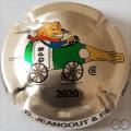 Champagne capsule 14.b En argent