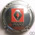 Champagne capsule 60 Renault Trucks