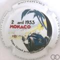 Champagne capsule 3.a 2 Avril 1933