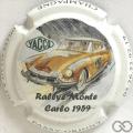 Champagne capsule 3.f Monte Carlo 1959