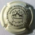 Champagne capsule 47.b Natuuratelier, crème