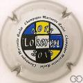 Champagne capsule 46 Lokeren, 2013