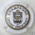 Champagne capsule 2 Blanc