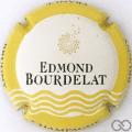 Champagne capsule 26.b Contour jaune