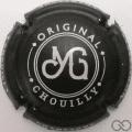 Champagne capsule A2 Noir et blanc