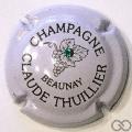 Champagne capsule 1.a Mauve, avec strass