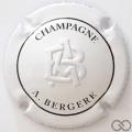 Champagne capsule 17.a Estampée, blanc