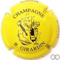 Champagne capsule 3 Jaune et noir
