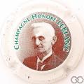 Champagne capsule 1.a Blanc, petite tête, lettres vertes