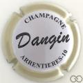 Champagne capsule 9.h Contour crème