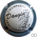 Champagne capsule 7.b Contour gris