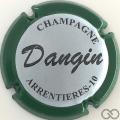 Champagne capsule 9.g Contour vert